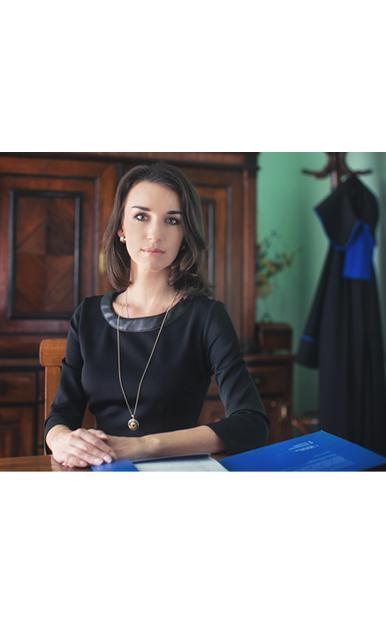 Radca prawny - Marta Pryczyńska